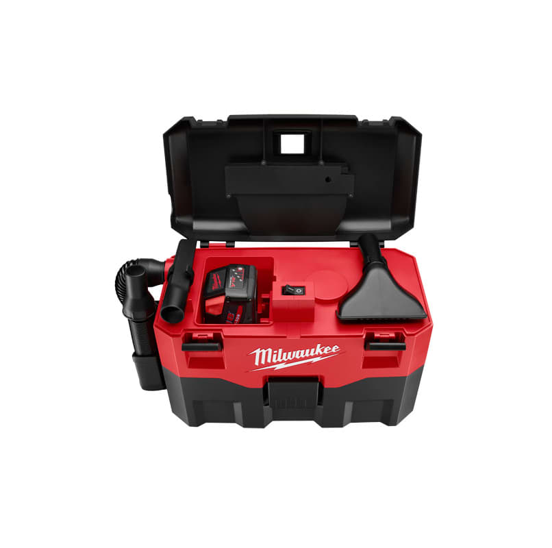Milwaukee 0880-20 18 Volt Cordless Wet/Dry Vacuum