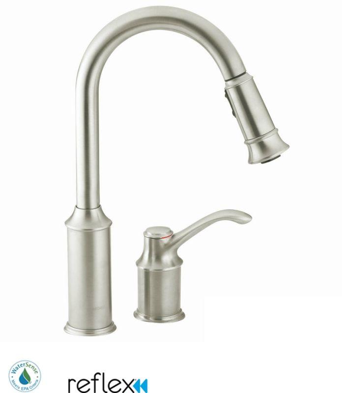Kitchen Faucet Usa: Moen Faucet