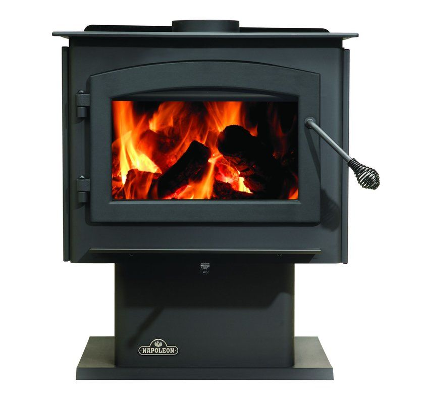 Napoleon 1450 Independence⢠EPA 2.25 Cubic Foot Wood Burning Stove