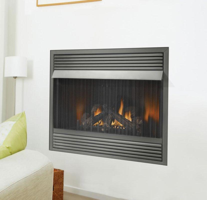 Napoleon GVF36 30,000 BTU Vent Free Zero Clearance Gas Fireplace