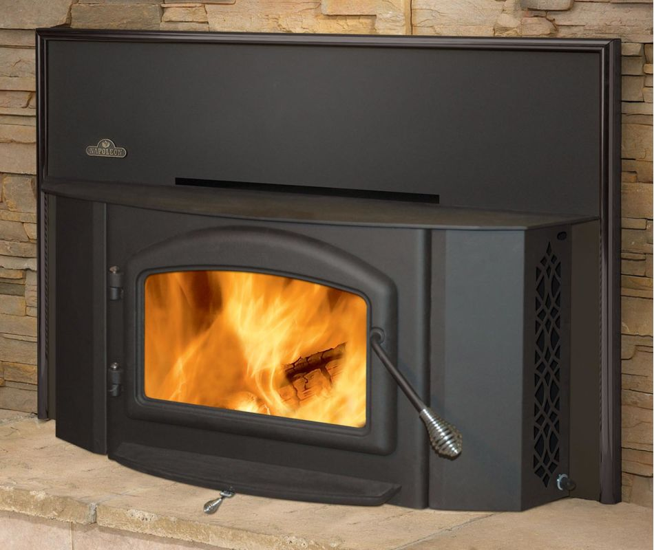 Napoleon EPI-1402 Deluxe EPA 2.25 Cubic Foot Wood Burning Insertnohtin