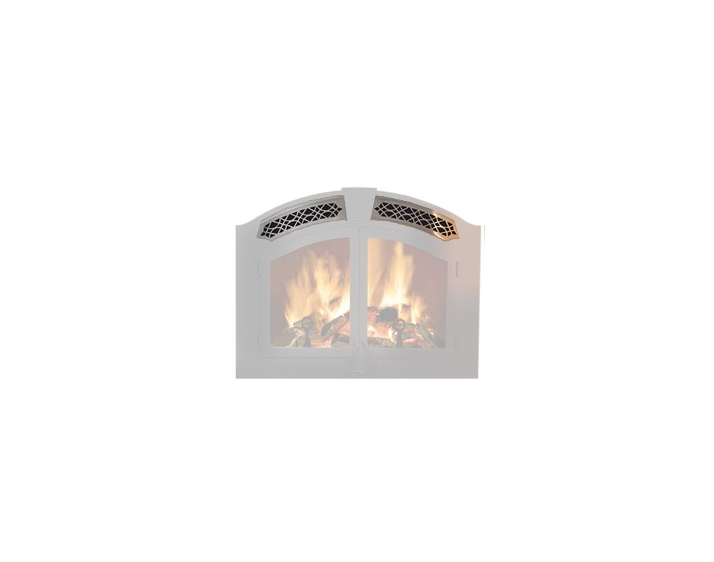 Napoleon UG Arched Upper Grill Required for Napoleon NZ6000 Fireplacenohtin