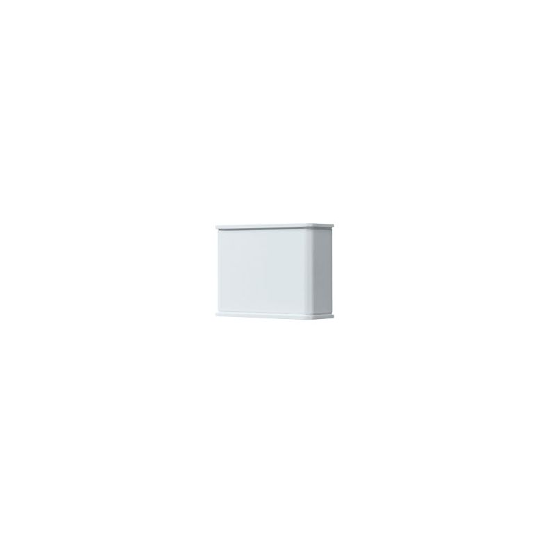 NuTone LA130WH Two-Note Wired High Gloss Decorative Door Chime with One-Note Sec Deal
