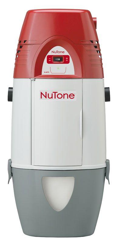 NuTone VX1000 VX Series 1040 Watt Bagged Central Vacuum Power Unit with Internal photo