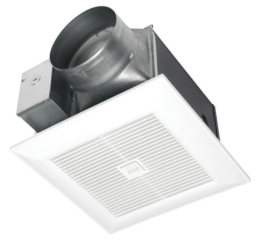 panasonic 150 cfm ceiling exhaust bath fan 20