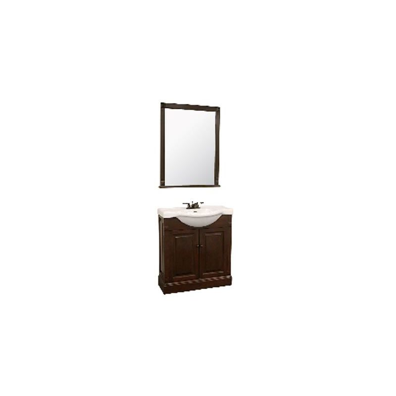 Upc 721015342182 pegasus hdv22 cherry salerno 25 1 4 vanity with euro style sink and for Pegasus bathroom vanity combo