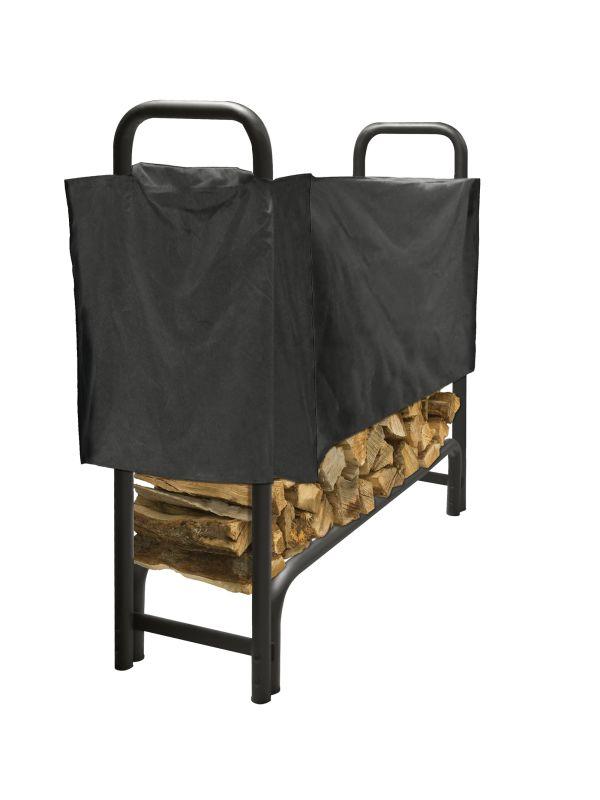 Pleasant Hearth LS938-48SC Outdoor Steel Log Rack
