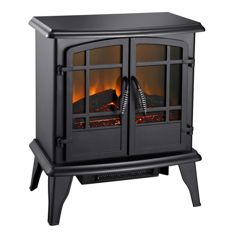 Pleasant Hearth SES-41-10 Electric 20 Inch Wood