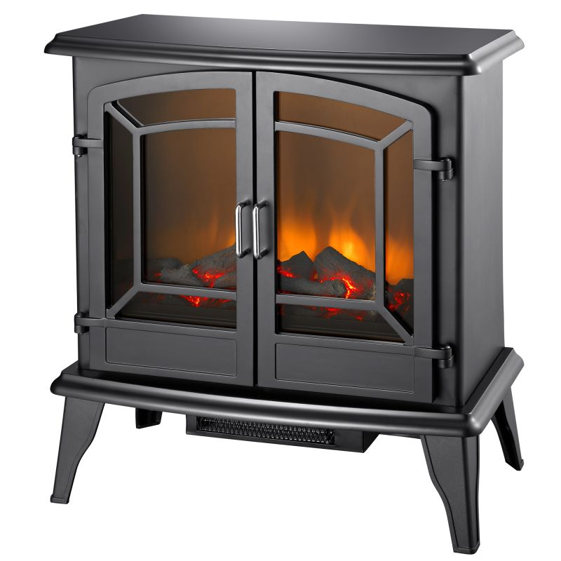 Pleasant Hearth SES-51-10 Electric 24 Inch Wood