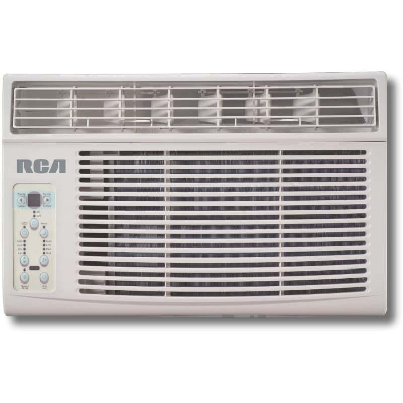 RCA RACE8002E 8000 BTU 115 Volt Window Air Conditioner with Auto Restart photo