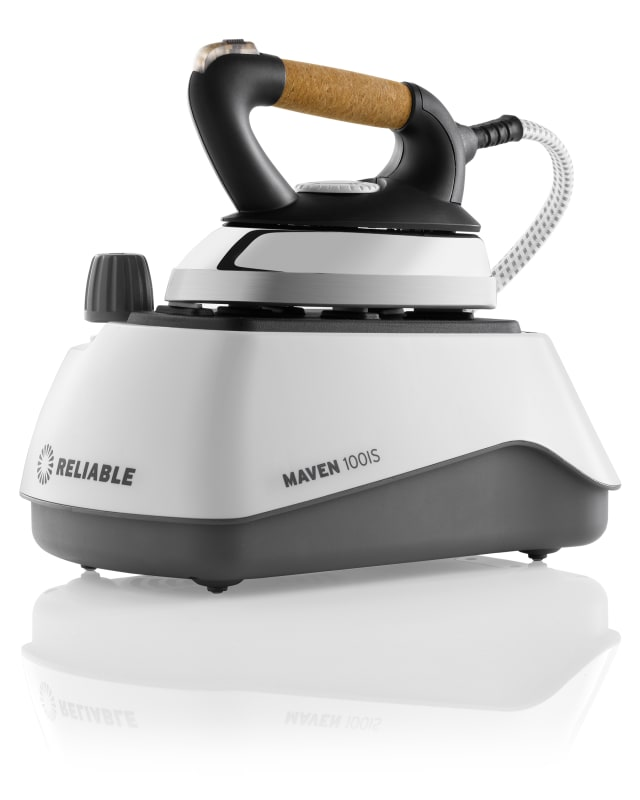 Reliable 100IS Maven Ironing Station with Captive 0.22 Gallon Steam Unit photo