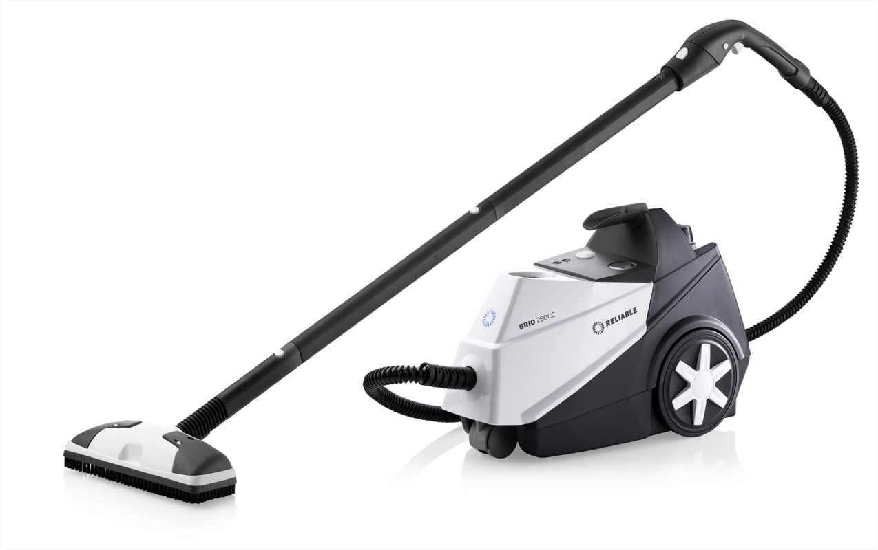 Reliable 250CC Brio 1400W Canister Floor Steamer photo
