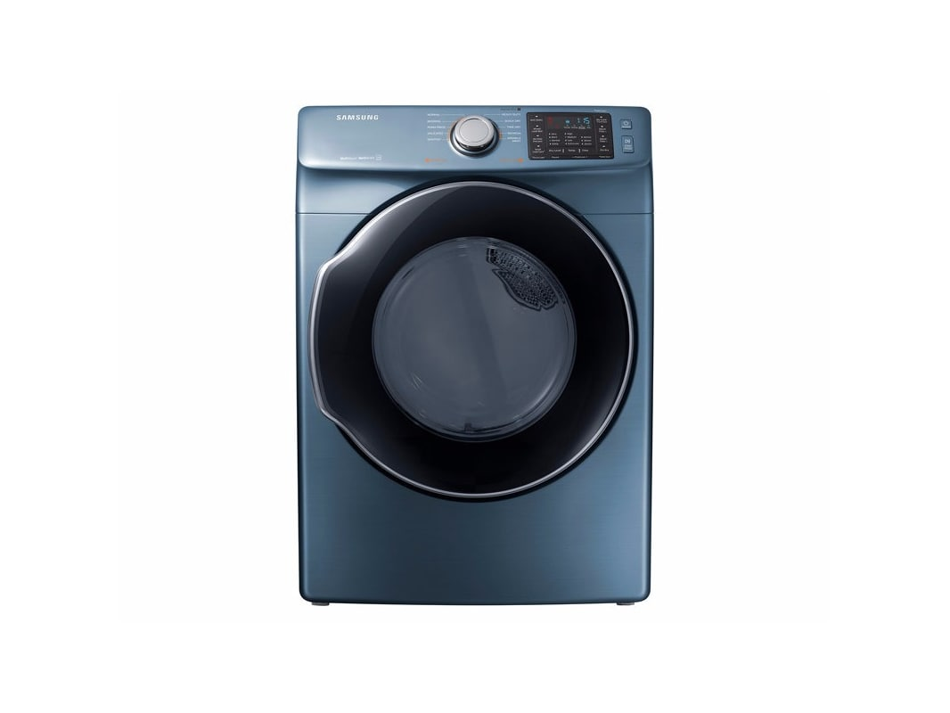 Samsung DVE45M5500 27 Inch Wide 7.5 Cu. Ft. Energy Star Rated Electric Dryer photo