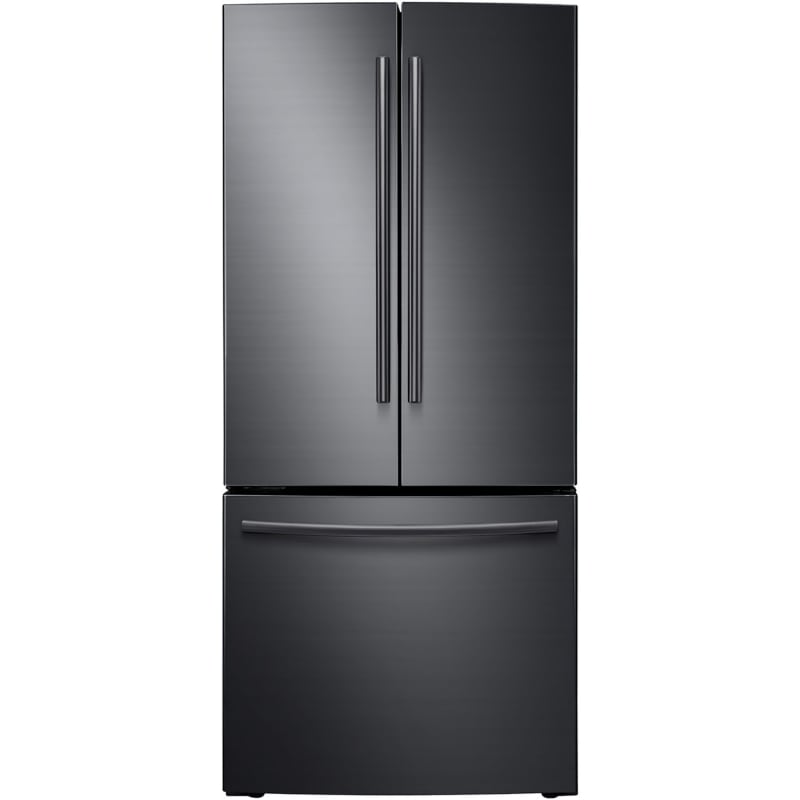 Samsung RF220NCTA 30 Inch Wide 21.6 Cu. Ft. Energy Star Rated French Door Refrig photo