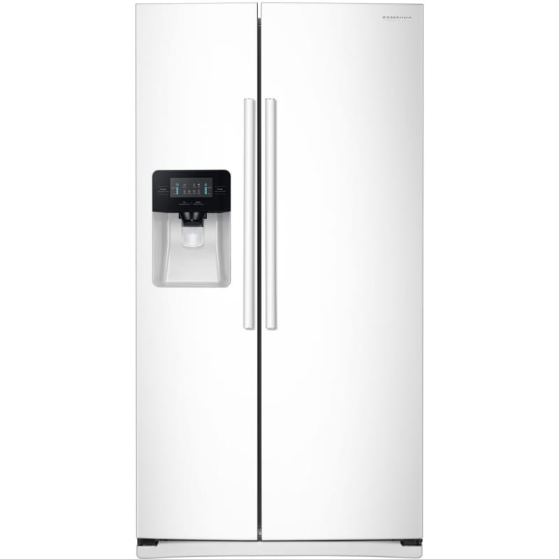 Samsung RS25J500D 36 Inch Wide 25 Cu. Ft. Side-By-Side Refrigerator with LED Lig photo