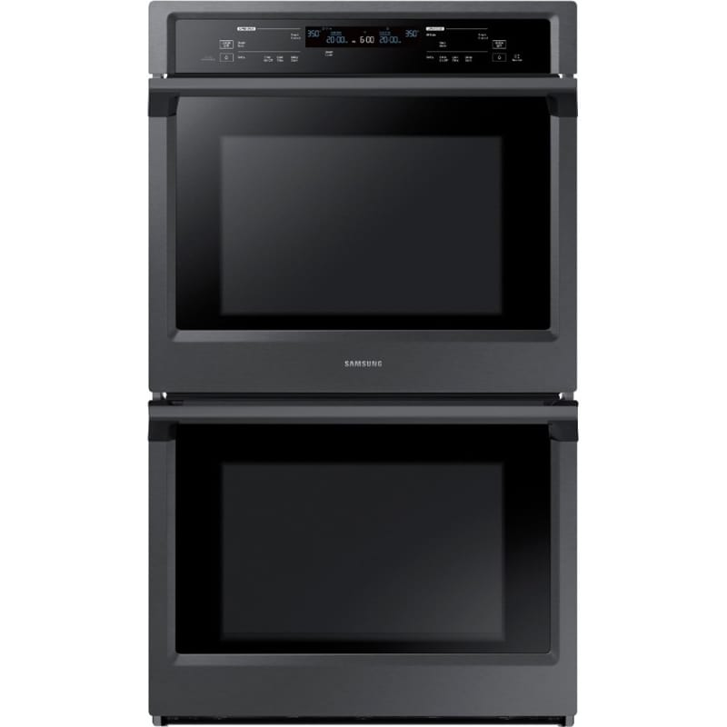 Samsung NV51K6650D 30 Inch Wide 10.2 Cu. Ft. Electric Double Oven with WiFi Conn photo