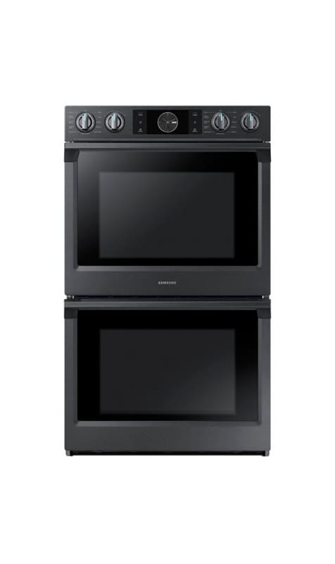 Samsung NV51K7770D 30 Inch Wide 10.2 Cu. Ft. Electric Double Oven with WiFi Conn photo