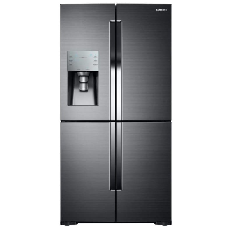 Samsung RF28K9070 36 Inch Wide 28 Cu. Ft. ENERGY STAR® Rated French Door Refrige photo