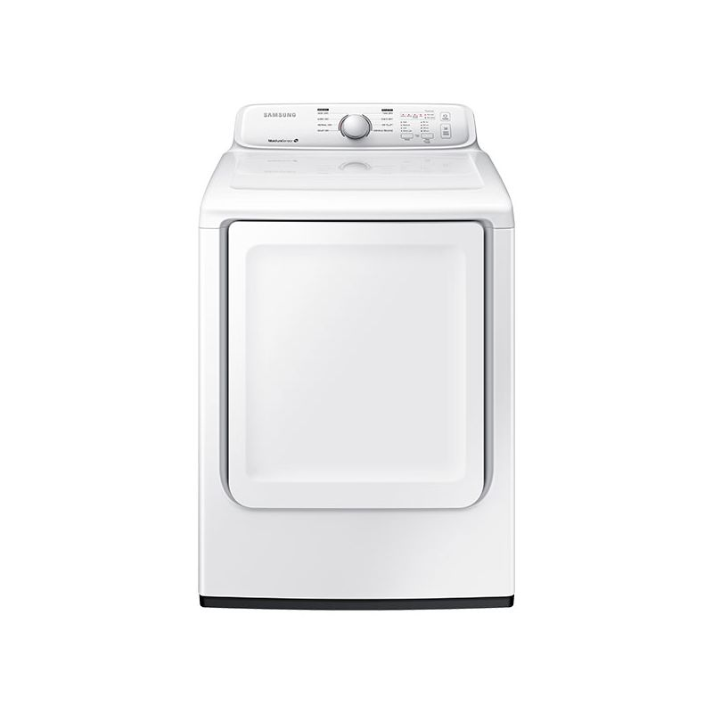 Samsung DV40J3000E 27 Inch Wide 7.2 Cu. Ft. Electric Dryer with Wrinkle Prevent photo