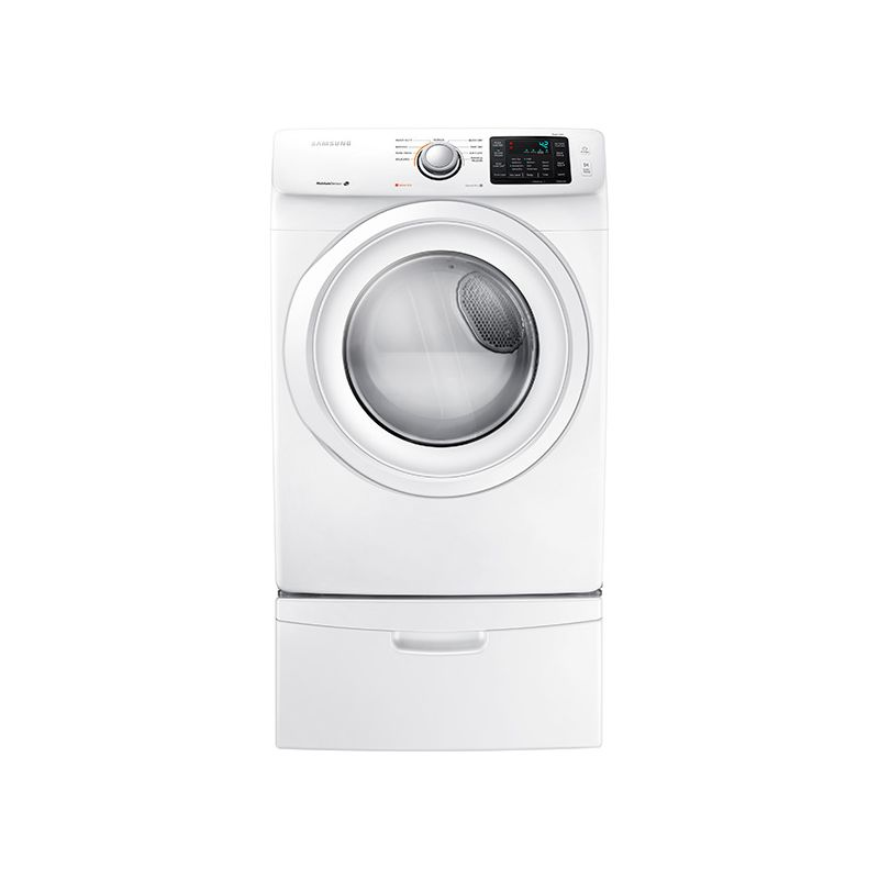 Samsung DV42H5000E 7.5 Cu. Ft. Capacity Electric Front Load Dryer with Sensor Dr photo