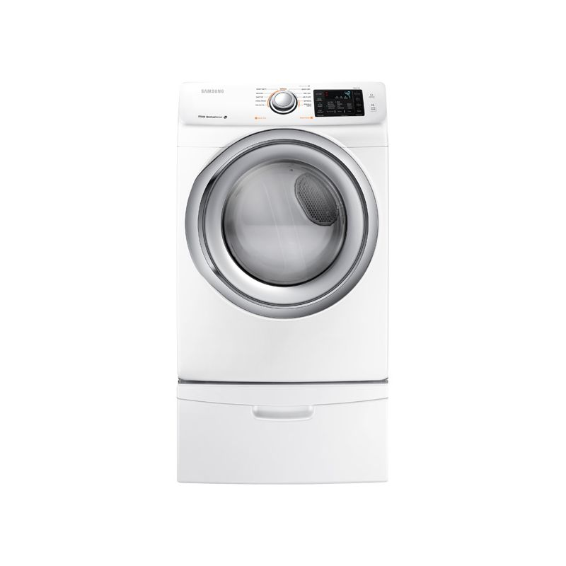 Samsung DV42H5200E 7.5 Cu. Ft. Capacity Electric Dryer with Steam Dry photo