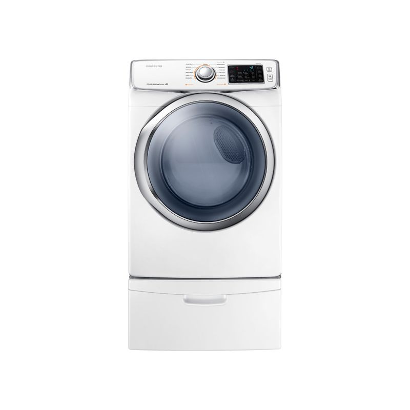 Samsung DV42H5400E 7.5 Cu. Ft. Capacity Electric Dryer with Steam Dry photo