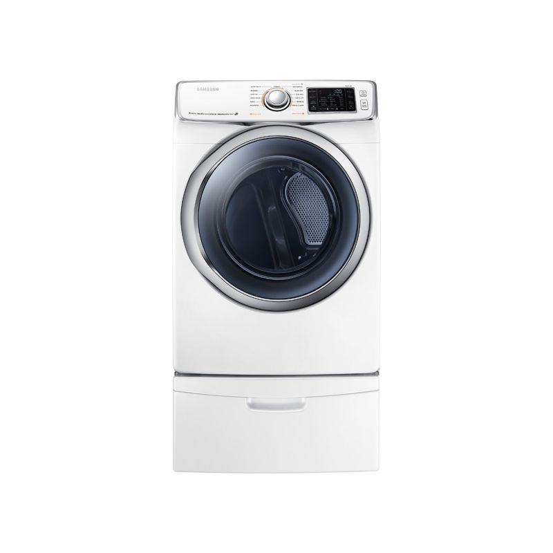Samsung DV45H6300E 7.5 Cu. Ft. Capacity Electric Dryer with Eco Dry Technology photo