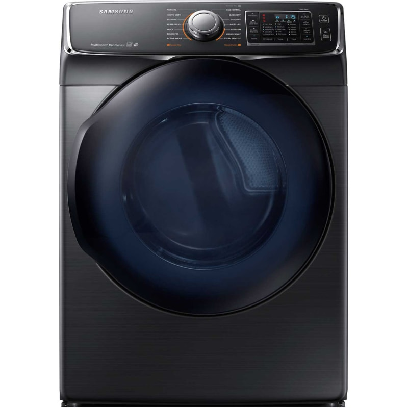 Samsung DV45K6500G 27 Inch Wide 7.5 Cu. Ft. Energy Star Rated Gas Dryer with Mul photo