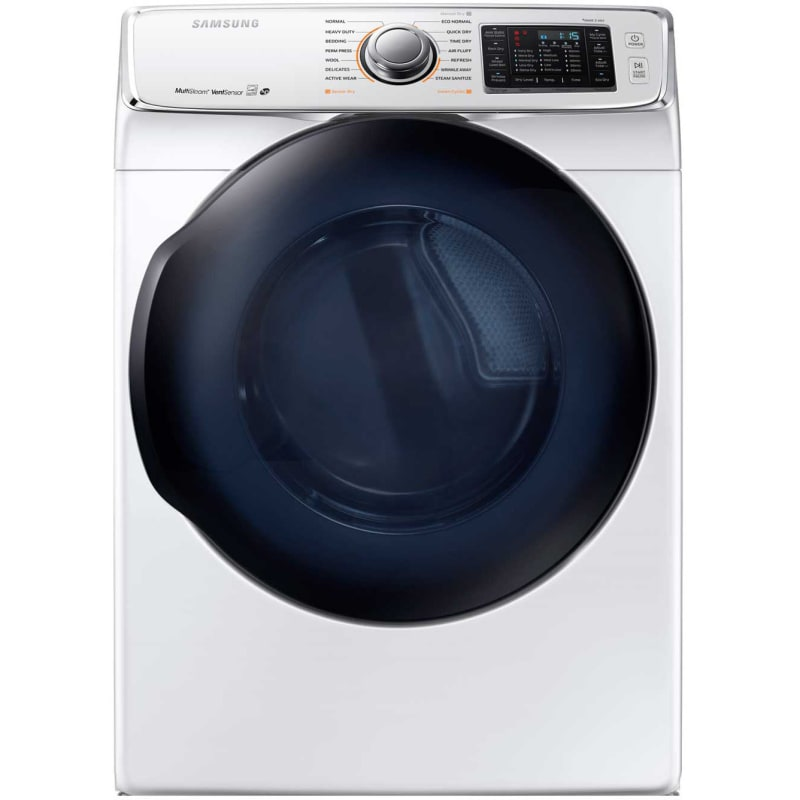 Samsung DV50K7500E 27 Inch Wide 7.5 Cu. Ft. Energy Star Rated Electric Dryer wit photo