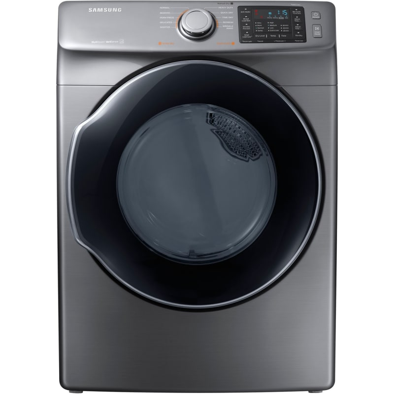 Samsung DVG45M5500 27 Inch Wide 7.5 Cu. Ft. Energy Star Rated Natural Gas Dryer photo