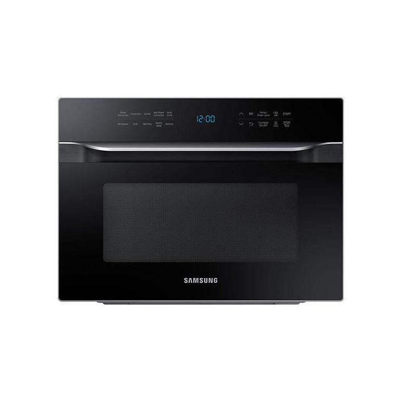 Samsung MC12J8035C 1.2 cu. ft. Counter Top Convection Microwave with Power Conve photo