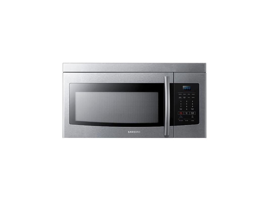 Samsung ME16K3000A 30 Inch Wide 1.6 Cu. Ft. 1000 Watt Over-the-Range Microwave w photo