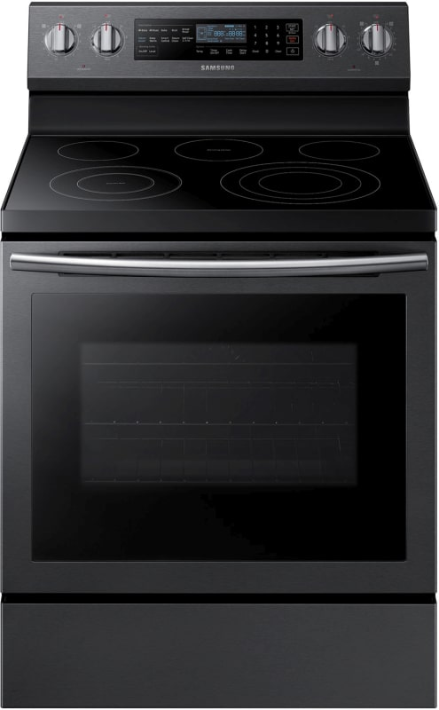 Samsung NE59N6650S 30 Inch Wide 5.9 Cu. Ft. Free Standing Electric Range with St photo