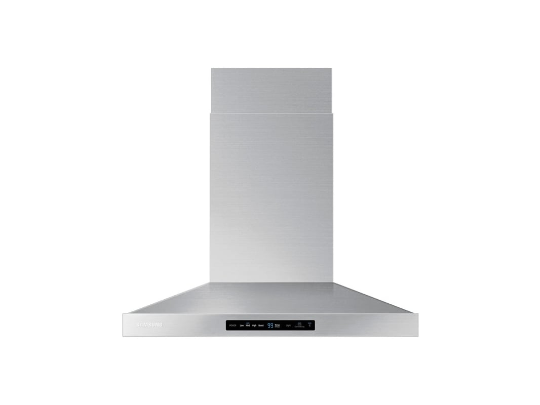 Samsung NK30K7000W 30 Inch Wide 600 CFM Wall Mounted Range Hood with Bluetooth a photo