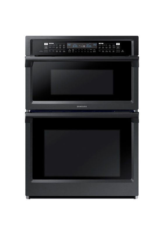 Samsung NQ70M6650D 30 Inch Wide 7.0 Cu. Ft. Electric Combination Oven with WiFi photo