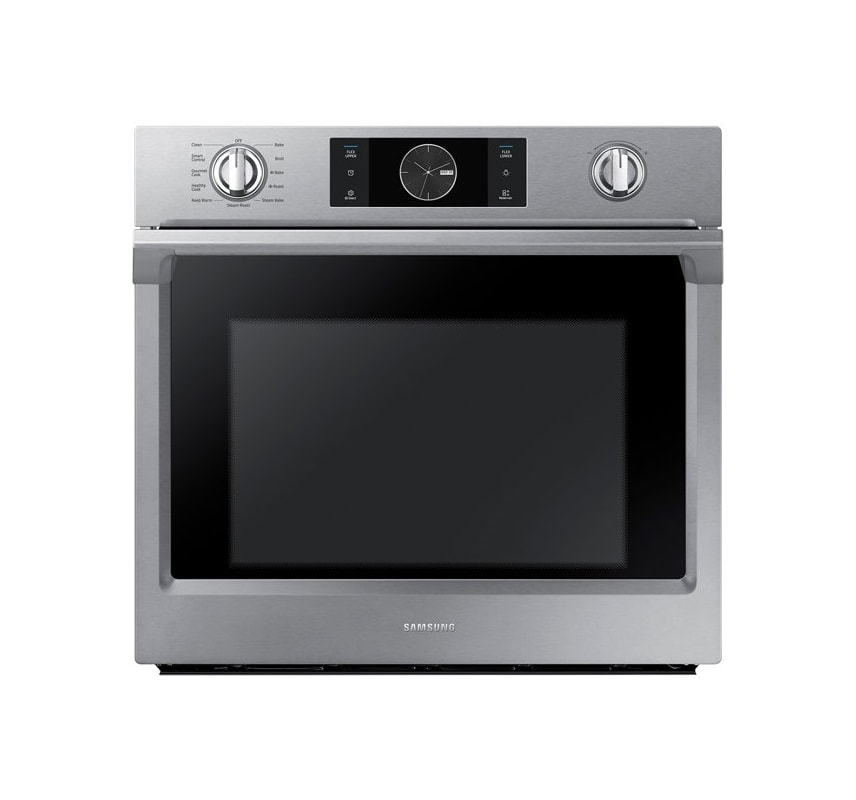 Samsung NV51K7770S 30 Inch Wide 5.1 Cu. Ft. Electric Single Oven with WiFi Conne photo