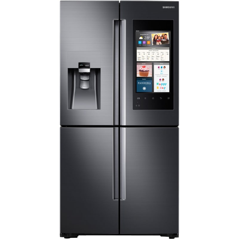 Samsung RF22M9581S 36 Inch Wide 22 Cu. Ft. Energy Star Rated Four Door French Do photo