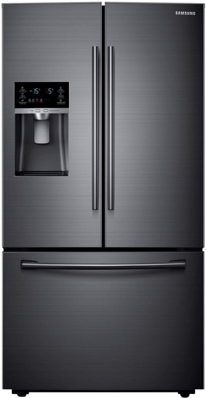 Samsung RF23HCEDBS 36 Inch Wide 22.5 Cu. Ft. Energy Star Rated French Door Count photo