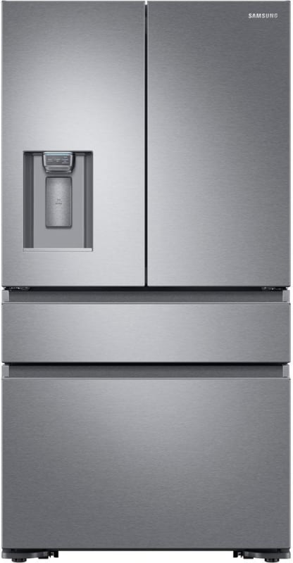 Samsung RF23M8070S 36 Inch Wide 22.7 Cu. Ft. Energy Star Rated Four Door French photo