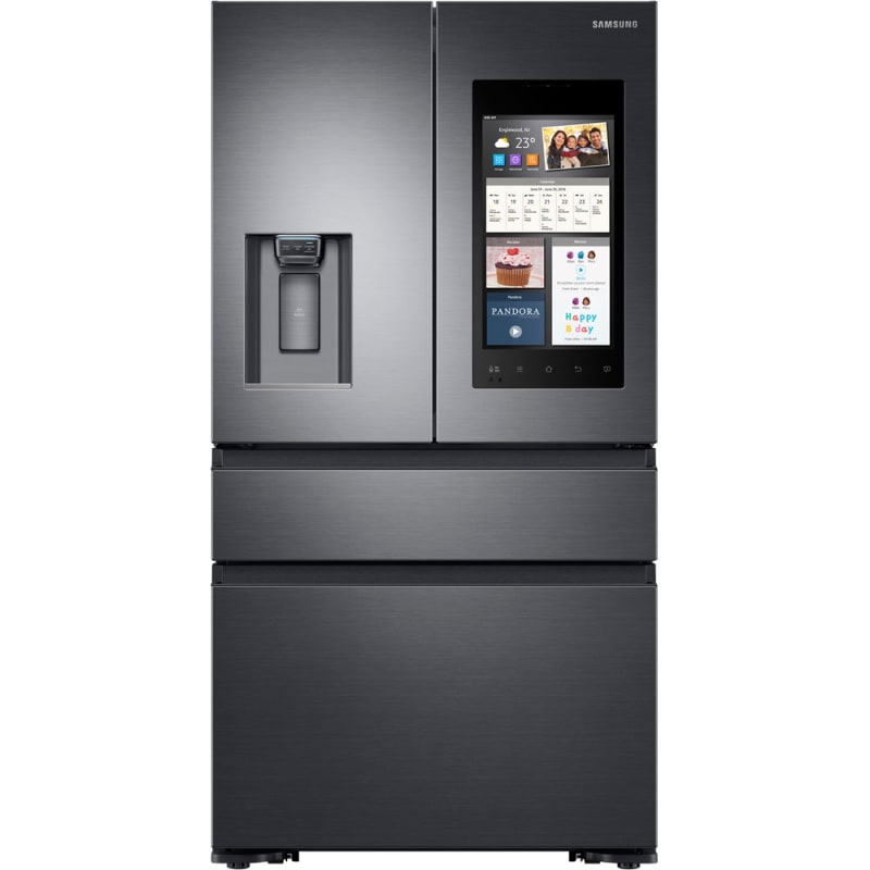 Samsung RF23M8570S 36 Inch Wide 22.2 Cu. Ft. Energy Star Rated Four Door French photo