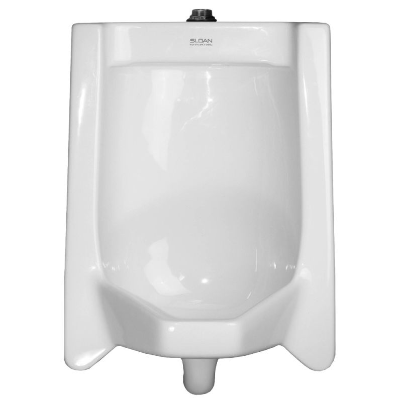 Sloan SU-1202-A Efficiency Retrofit 0.25 GPF Urinal with Top Spud Placement