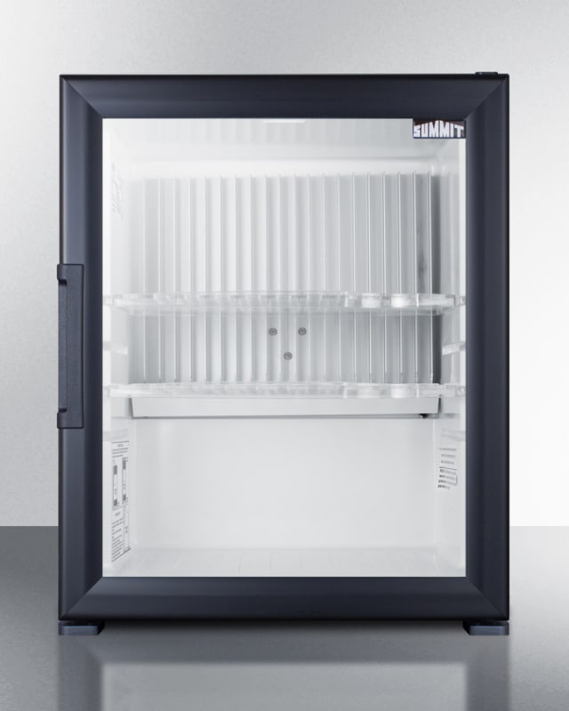 Summit MBH32GL 17 Inch Wide 1.06 Cu. Ft. Compact Refrigerator with Silent Operat photo