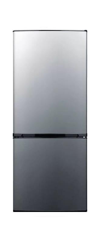 Summit FFBF101IM 24 Inch Wide 10.2 Cu. Ft. Capacity Freestanding Refrigerator wi photo