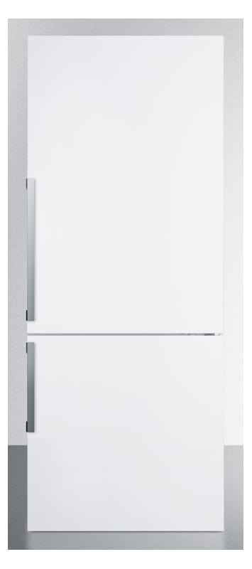 Summit FFBF281 28 Inch Wide 16.8 Cu. Ft. Energy Star Rated Bottom Mount Refriger photo