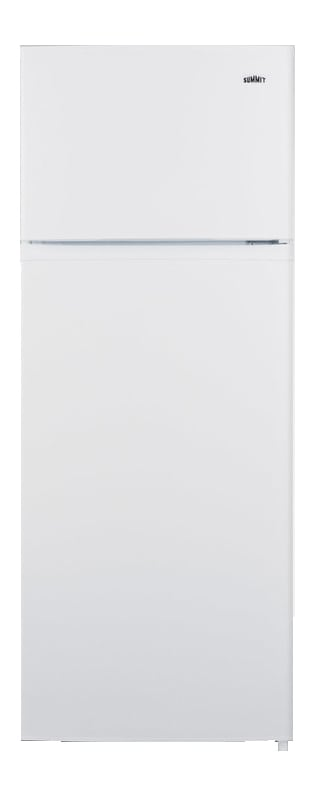 Summit CP962 22 Inch Wide 7.1 Cu. Ft. Top Mounted Refrigerator photo