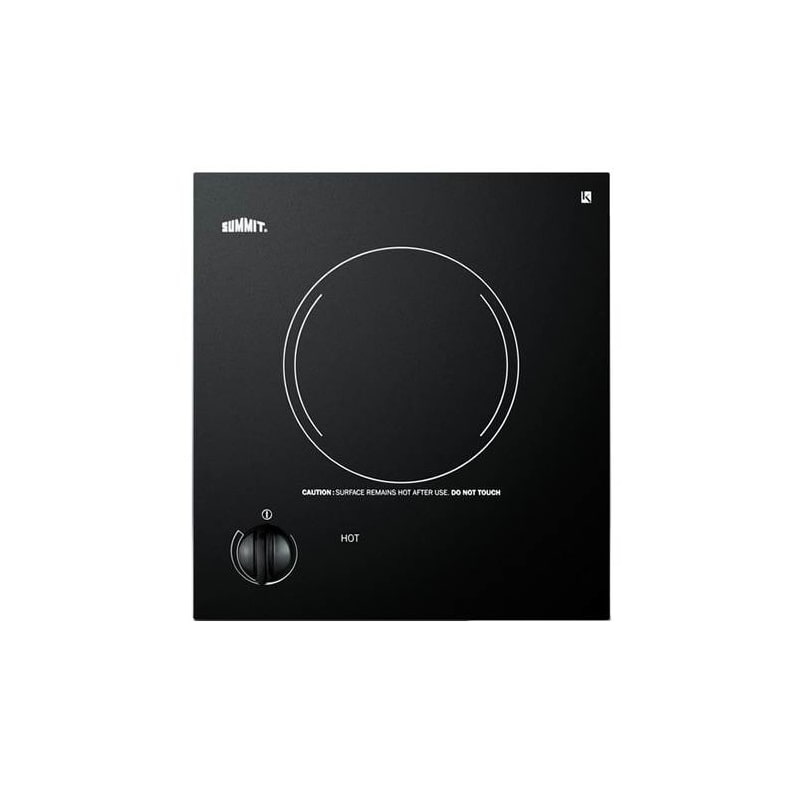 Summit CR1115 115 Volt Single Burner Cooktop photo