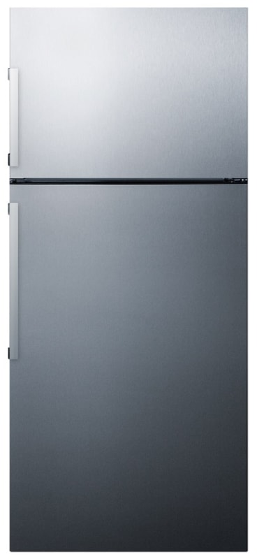 Summit FF1511 28 Inch Wide 12.6 Cu. Ft. Capacity Energy Star Certified Free Stan photo
