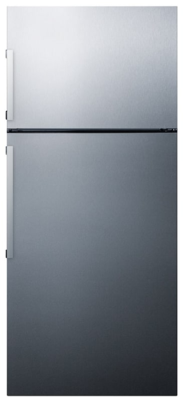 Summit FF1512 28 Inch Wide 12.6 Cu. Ft. Capacity Energy Star Certified Free Stan photo