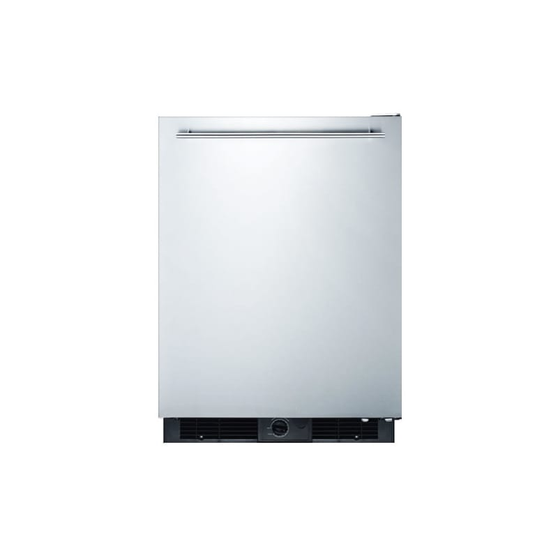 Summit FF590SSHH Energy 5.7 Cu. Ft. Built-In Refrigerator photo