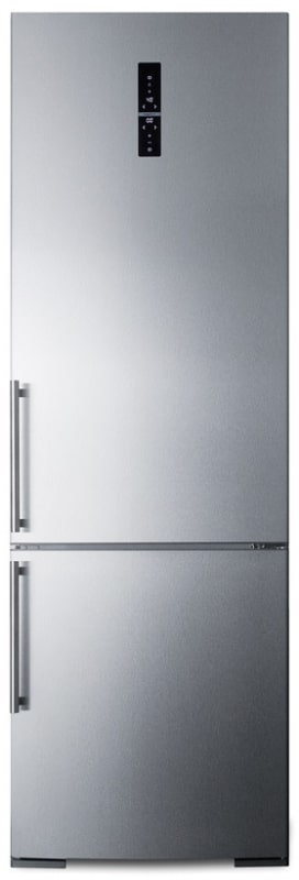 Summit FFBF249 24 Inch Wide 11.6 Cu. Ft. Capacity Energy Star Certified Free Sta photo